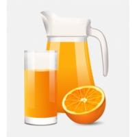 Doğal Portakal Suyu